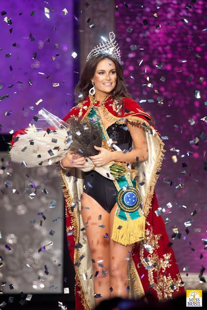 Foto da Miss Brasil 2011