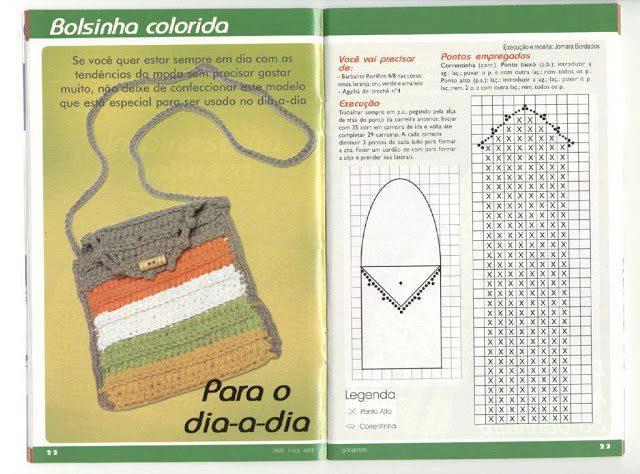 Sacos Crochet Imgenes | MEJOR CONJUNTO DE FRASES