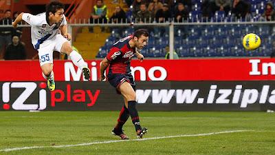 Genoa 0 - 1 Inter Milan (1)