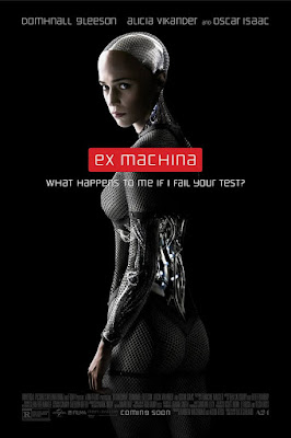 Ex Machina (2015) Hollywood Movie HD