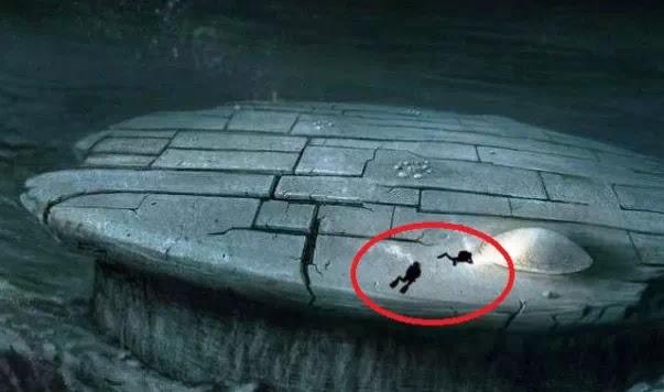 ΤΕΛΙΚΑ ΤΙ ΕΓΙΝΕ  ΜΕ ΕΚΕΙΝΟ ΤΟ UFO ΣΤΟ ΒΥΘΟ ΤΗΣ ΒΑΛΤΙΚΗΣ? ΑΠΟΣΙΩΠΉΘΗΚΕ ΚΑΙ ΑΥΤΟ!