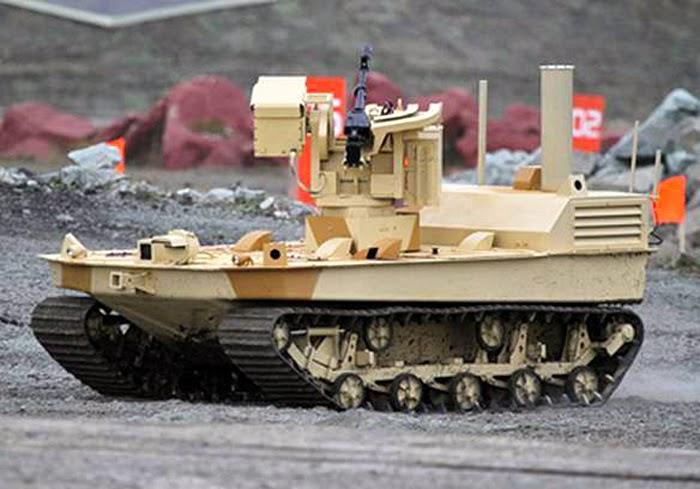 Mobile Robotik Volk-2