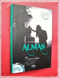 Ladrão de Almas - Jana Oliver