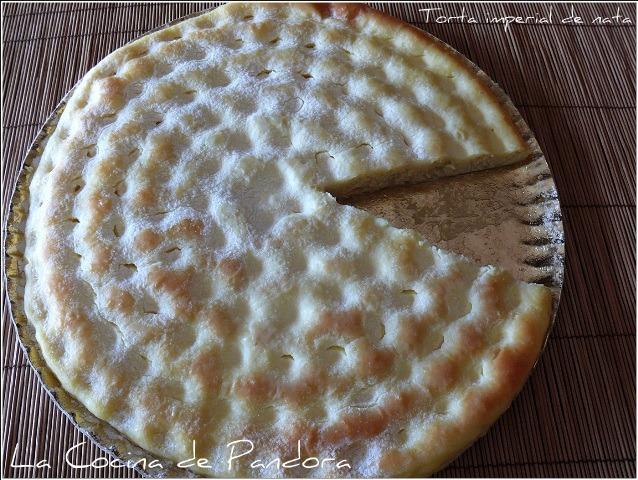 la torta imperial receta