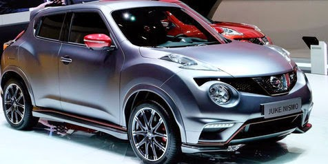 New Nissan Juke Nismo RS
