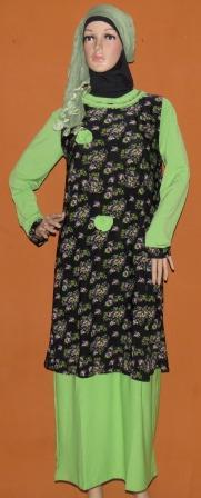 Grosir Baju Muslim Murah Tanah Abang Gamis Rompi Panjang