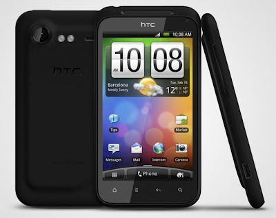 HTC INCREDIBLE MANUAL