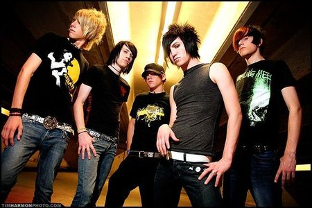 rock alternativo Blessthefall