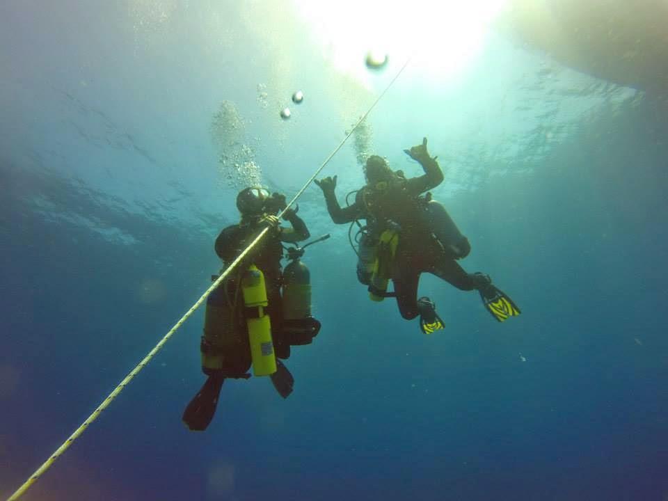 tec diving classes costa rica