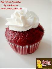 RED VELVET CUPCAKES Rp.12000/pcs