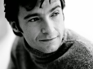 Hugh Jackman black and white wallpapers