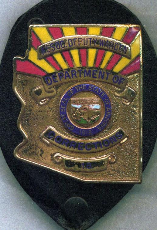 Associate Deputy Warden