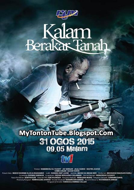 Kalam Berakar Tanah (2015) TV1 - Full Telemovie