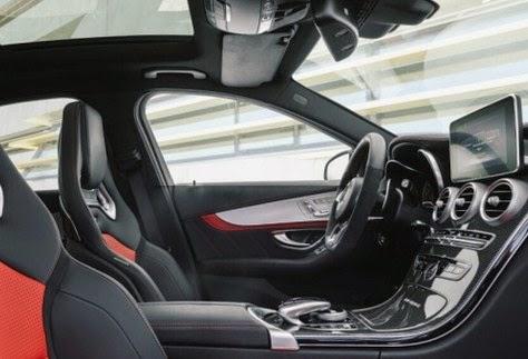 Mercedes-AMG GT Interior