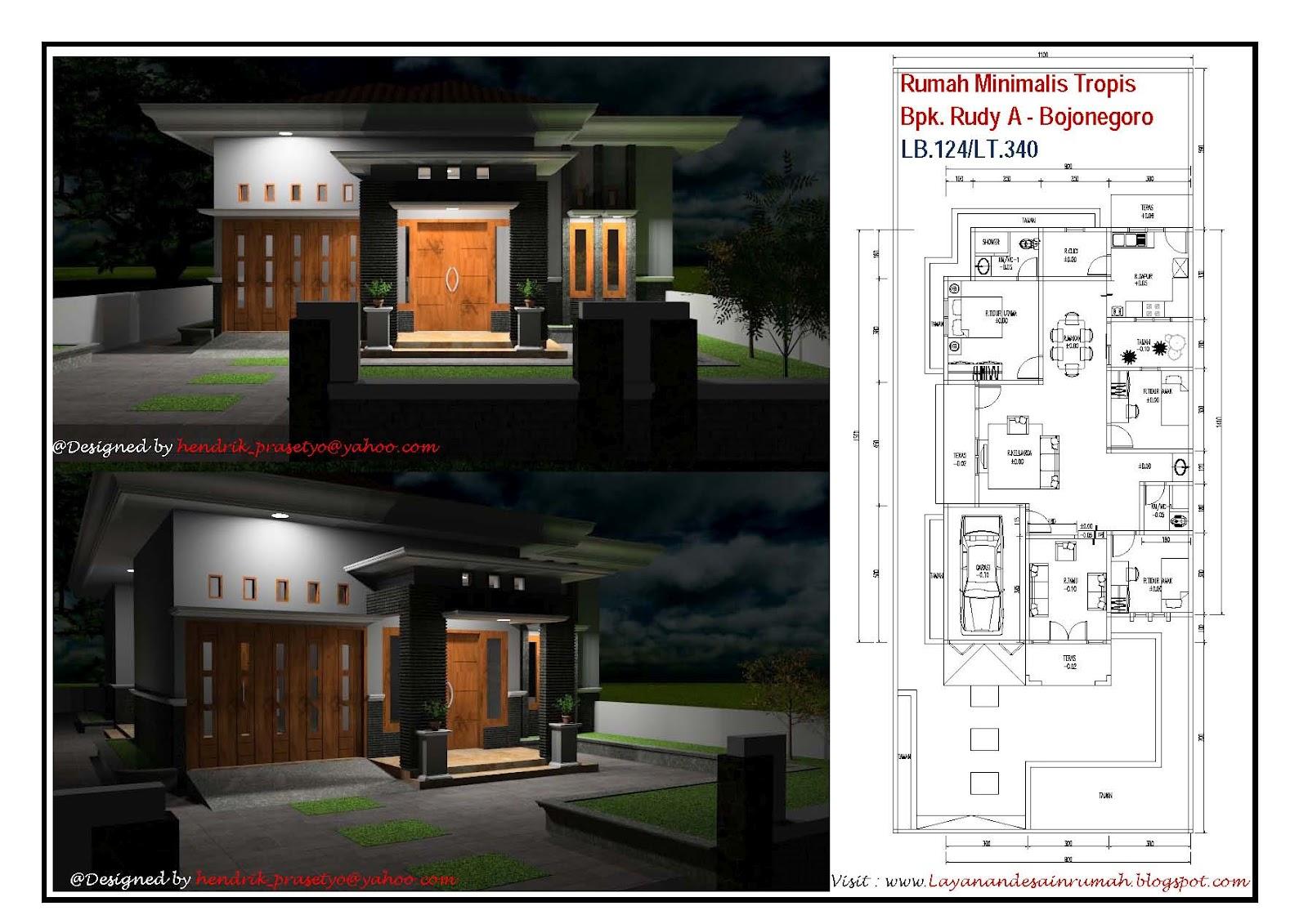 Contoh Brosur Jasa Renovasi Rumah