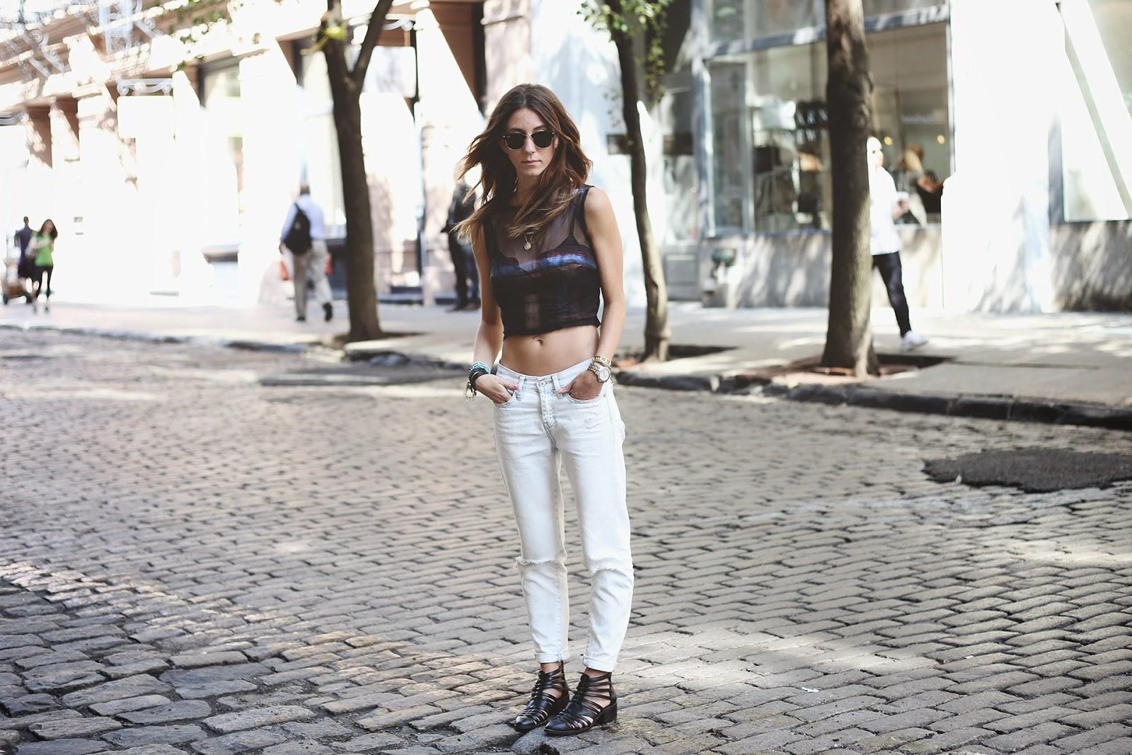 Boyfriend Jeans, Tobruckave