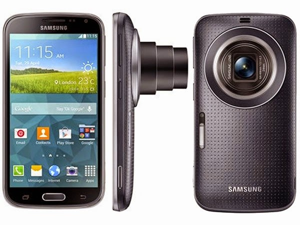 Spesifikasi dan Harga Samsung Galaxy K Zoom SM-C11