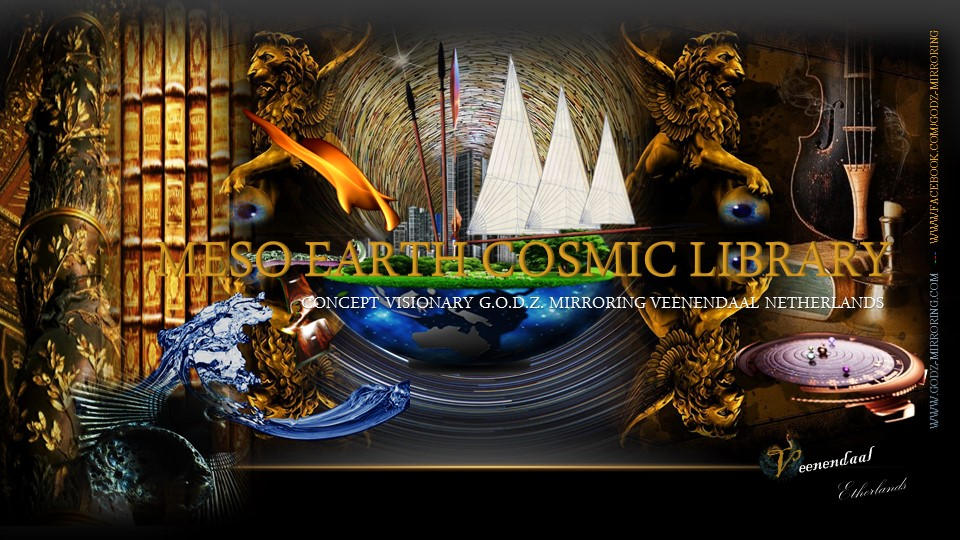 Welcome to Meso Earth - Cosmic Library