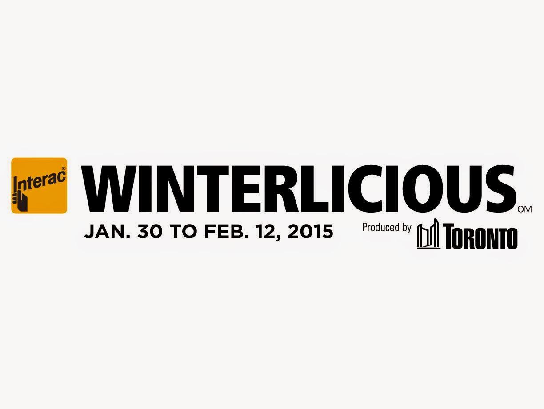 winterlicious 2015