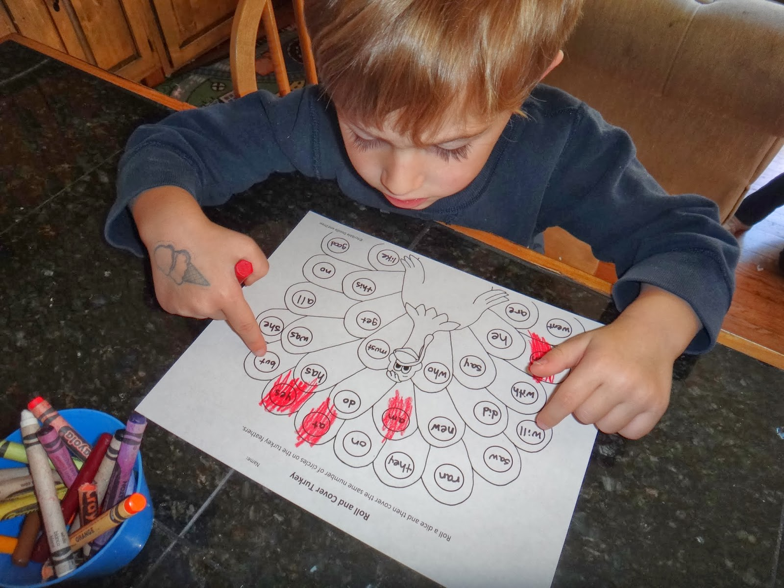 little stars learning thanksgiving activities for preschoolers