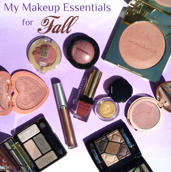 Makeup essentials: 10 favorites for Fall