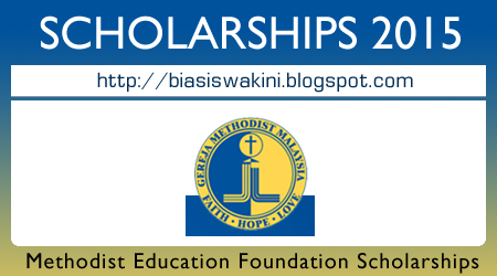 Methodist Education Scholarship 2015 / 2016