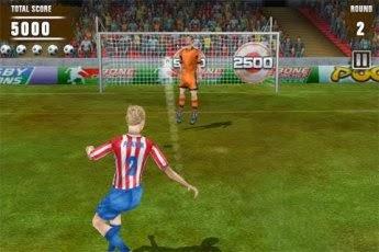 Football Kicks Free  Anroid Apk Full İndir