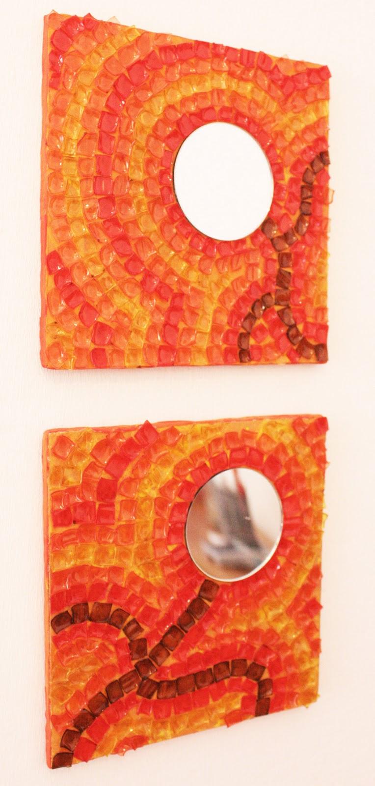 Plasticando: CORNICI PER FOTOGRAFIE / FRAMES FOR PICTURES