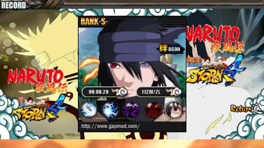 Game Offline Naruto Shippuden Ultimate Ninja Storm 4 v2.0 ...