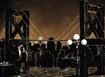 new york themed prom decorations joy studio design gallery best design. Black Bedroom Furniture Sets. Home Design Ideas