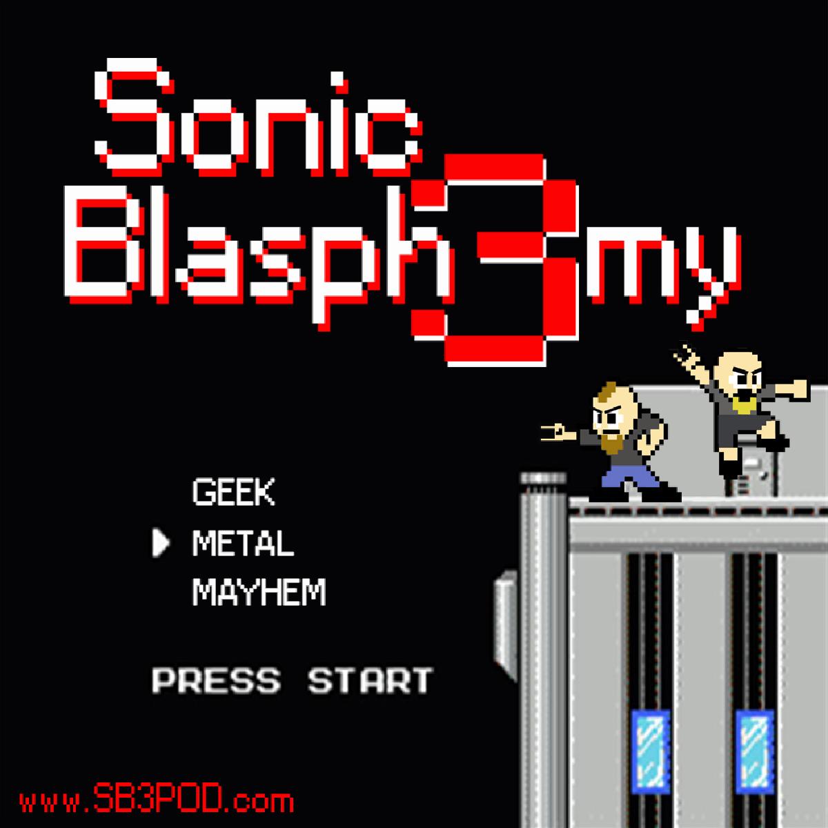 Sonic Blasph3my