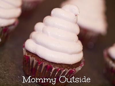 Hi Hat Cupcakes Frosting