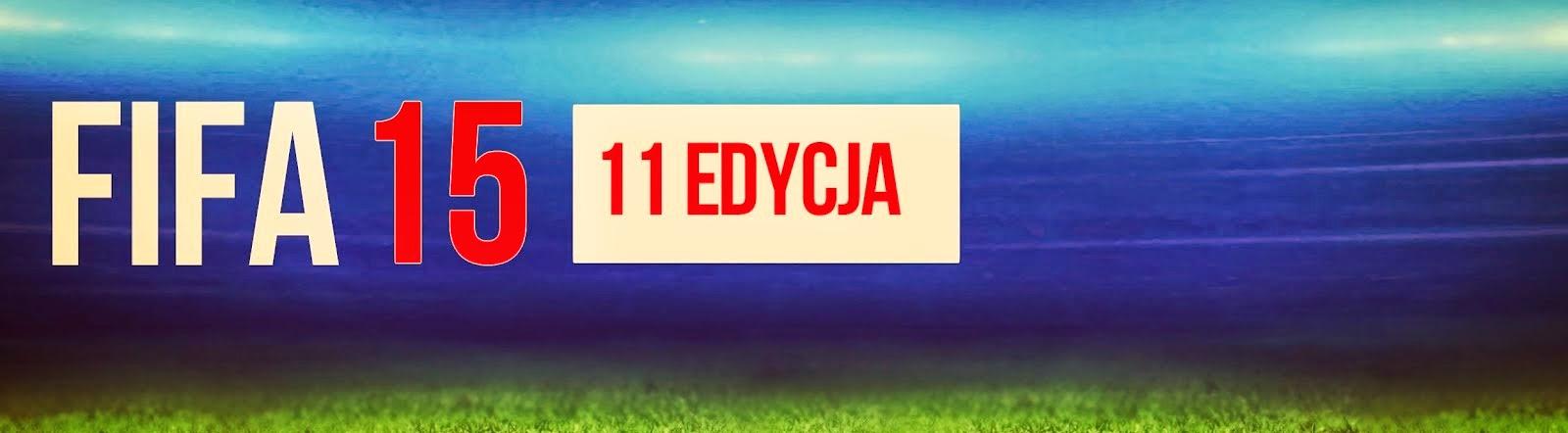 FIFA 15 - Liga Mistrzów - Liga Europejska