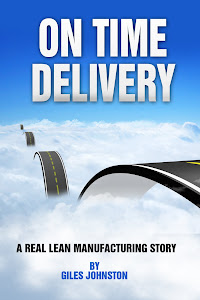 &#39;On Time Delivery&#39; book