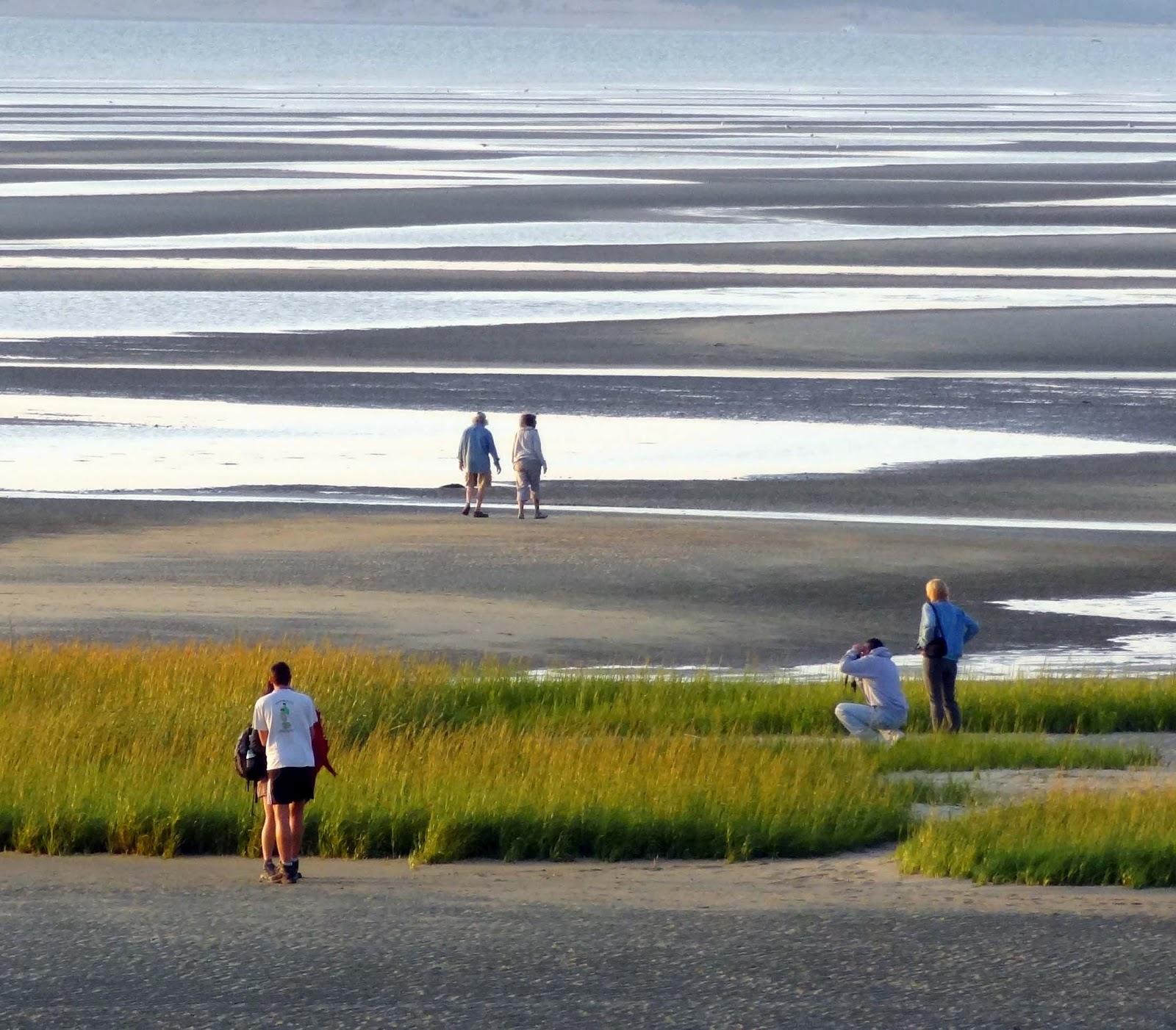 Joe's Retirement Blog: Sunset, First Encounter Beach