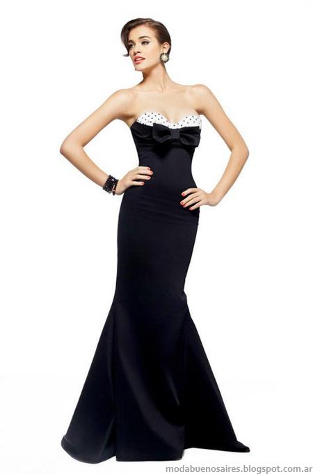 Las Oreiro 2013 vestidos de fiesta 2013 moda argentina.