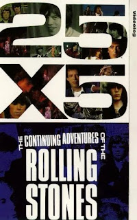 25 x 5: The Continuing Adventures of the Rolling Stones.