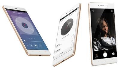 Oppo F1, Smartphone Untuk Penggila Selfie