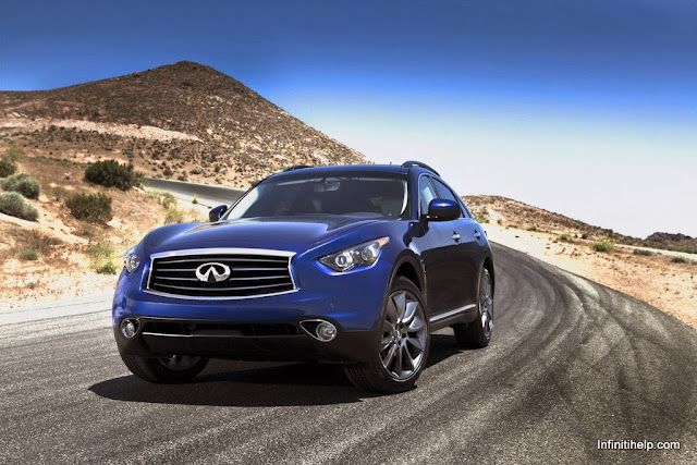 Infiniti FX37 Car Images