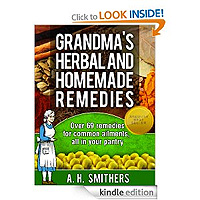 Grandma's herbal home made remedies