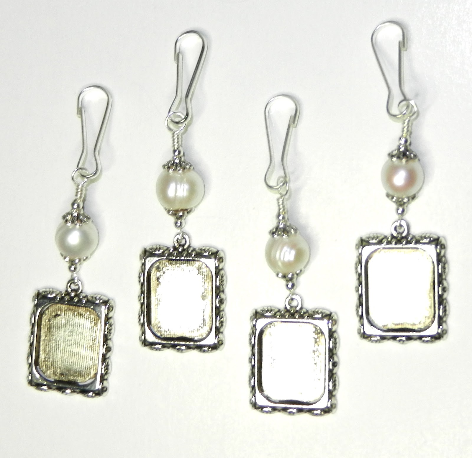 Angie\'s random blog: Wedding bouquet photo frame charms and more