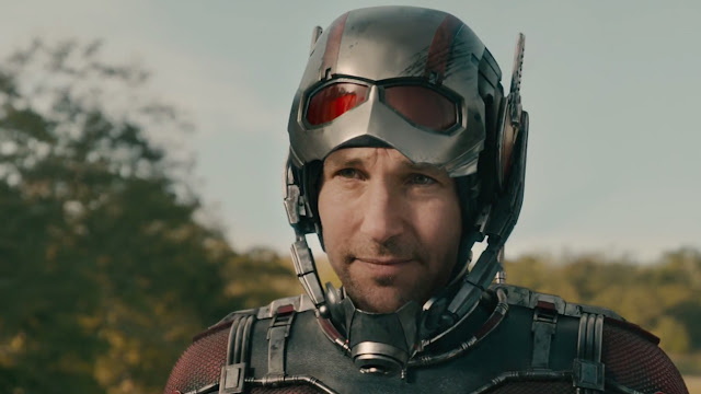 "Paul Rudd brings his bemused charm to ""Ant-Man"""
