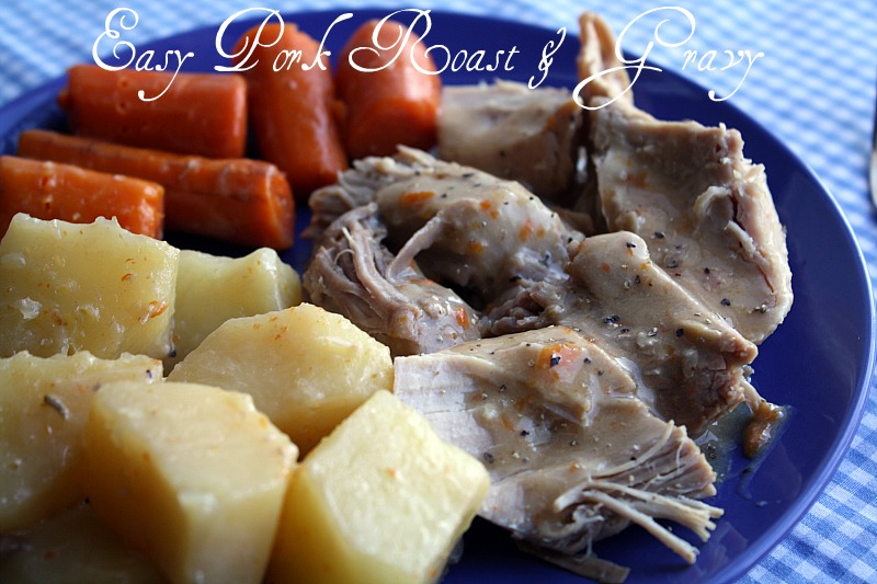 ... Home Cooking & Family Friendly Recipes: Slow Cooker Pork Roast & ...