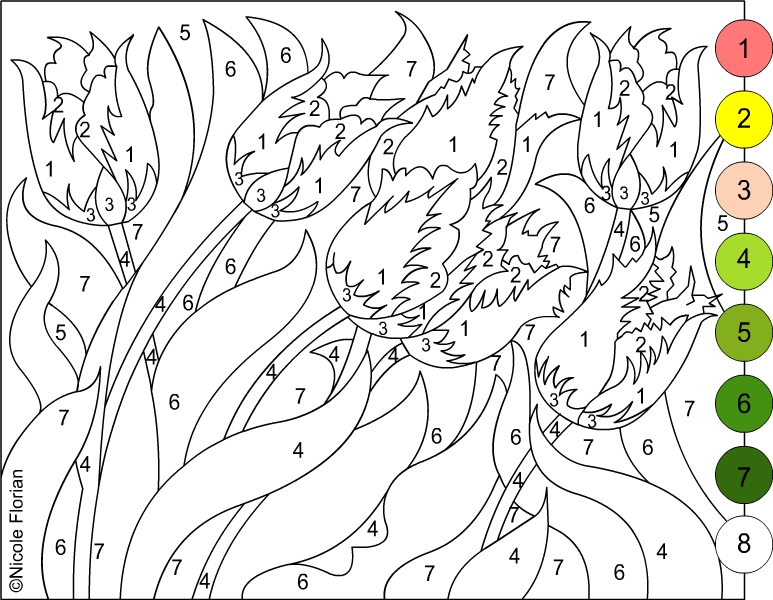 Nicole 39 s Free Coloring Pages COLOR