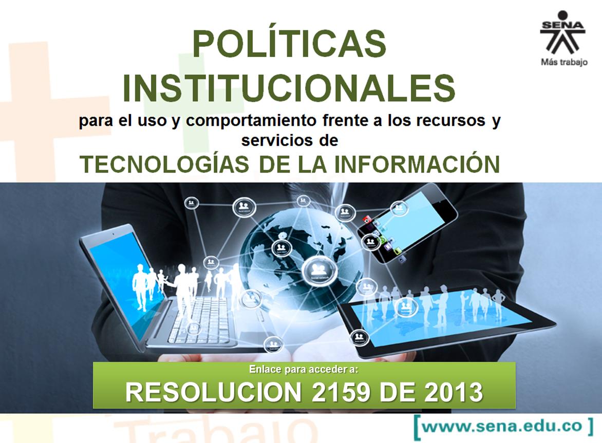 http://issuu.com/angiesistemas/docs/resolucion_2159_de_2013_pol__ticas_