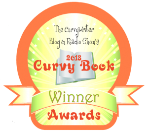 Curvy Writer Book Award