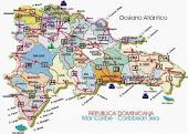 Mapa de Rutas en R.D.