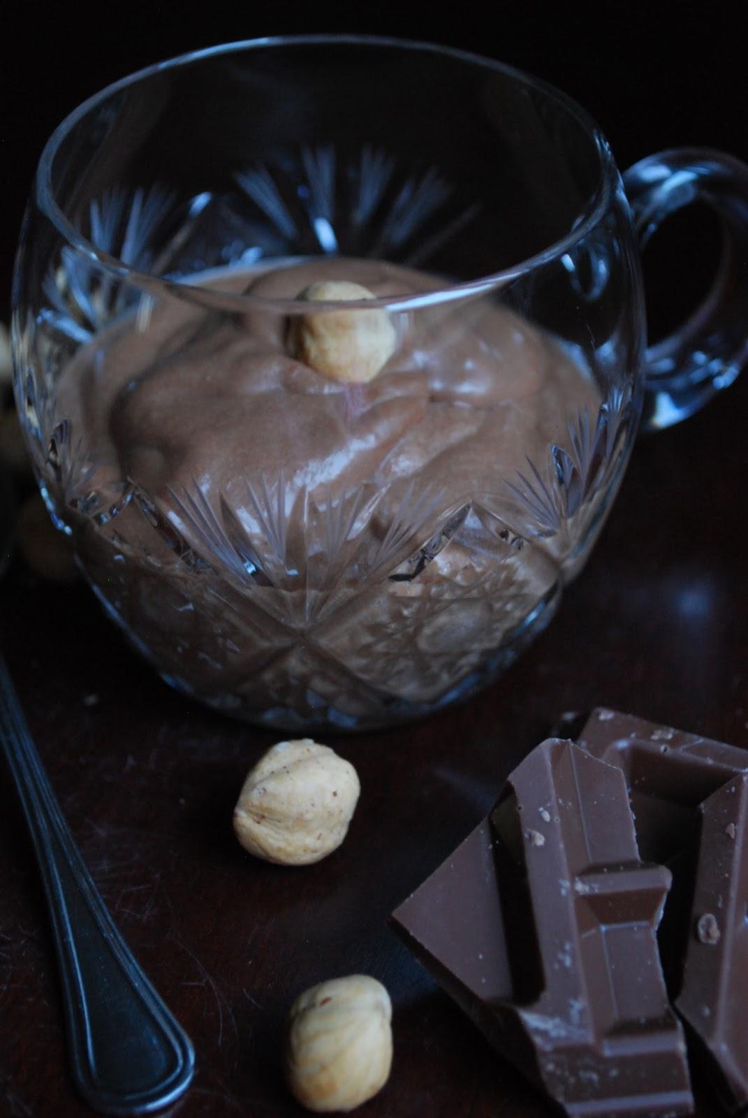 mousse al cioccolato di lorraine pascale