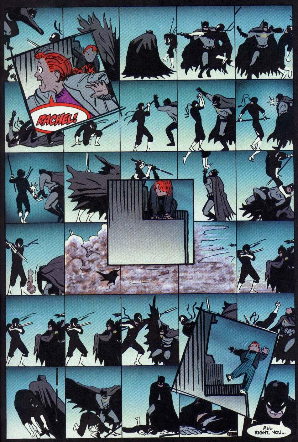 Les comics que vous lisez en ce moment - Page 2 Batman+&+Grendel+%232+pg45