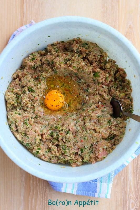 Greckie pulpeciki w sosie pomidorowym